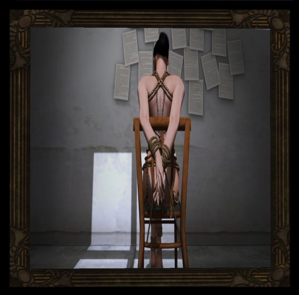 'Bound' -Hillany Scofield