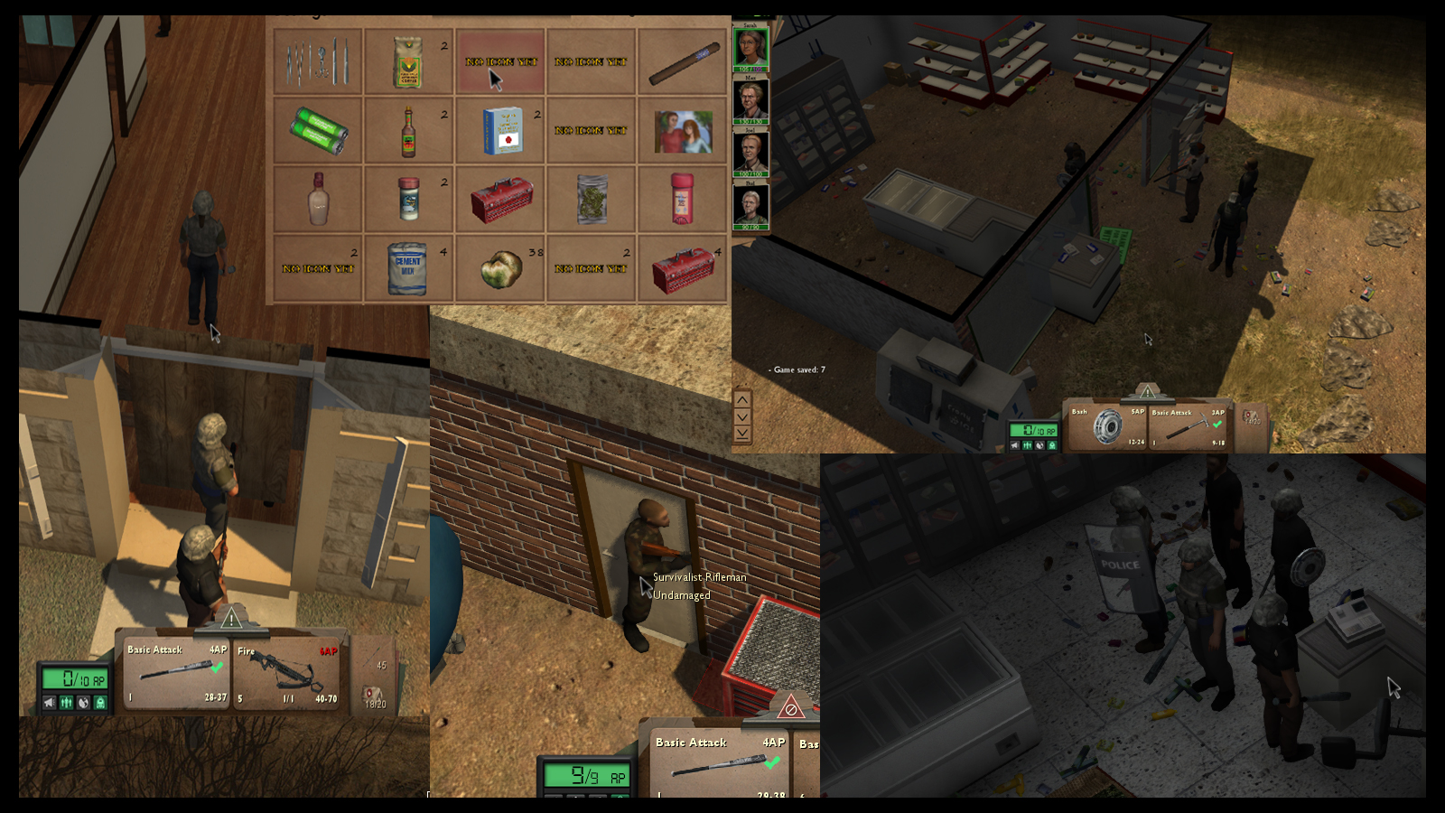A game review Dead State a tale of errors a chicken a murderess